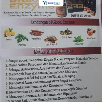 Jual Enzyme