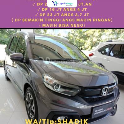 Promo Terbesar Honda Cash & Kredit