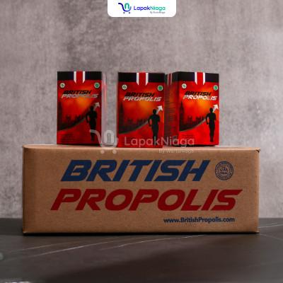 Jual Suplemen Kesehatan Premiun British Propolisp