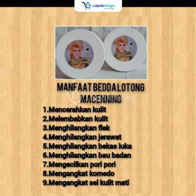 Lulur Bugis/bedda lottong Macenning