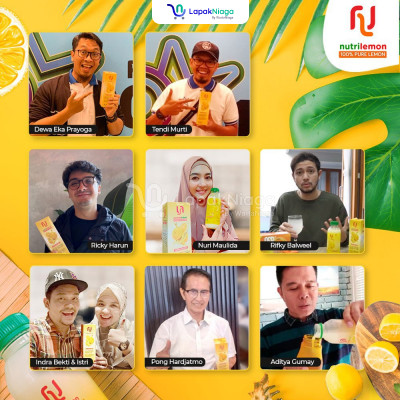 Gratis Ongkir Nutri Lemon