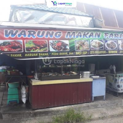 Warung makan Faris Kuala kapuas