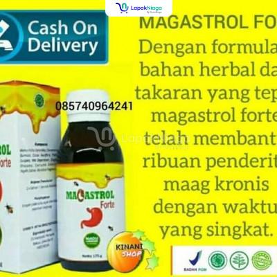Madu herbal Magastrol Forte obat asam lambung maag gerd