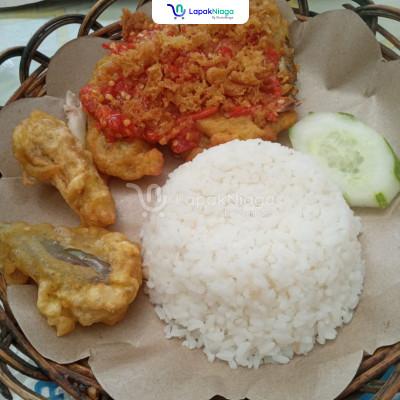 Depot Ayam Kremes QQ