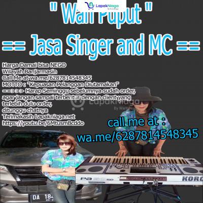 Jasa Singer & MC