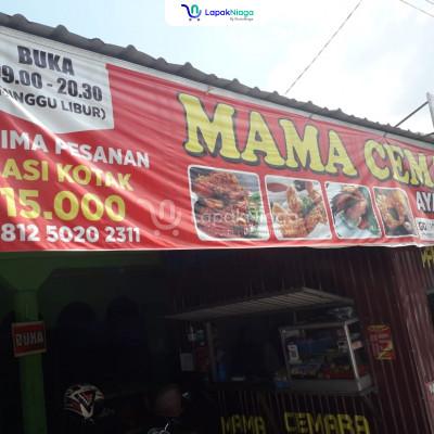 Mama Cemara Ayam Goreng