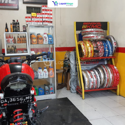 Bengkel Motor KMC