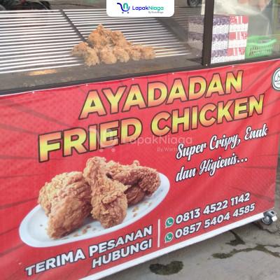 Ayadadan Fried Chiken Ayam Geprek