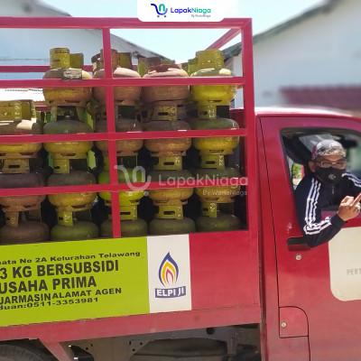 Gas LPG 3KG