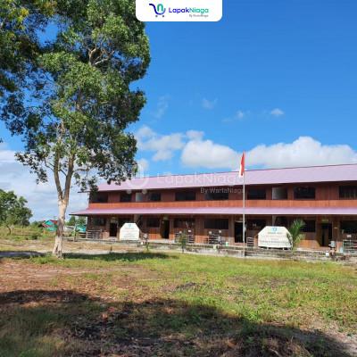 Kavling Siap Bangun di Lingkungan Sekolah Islami