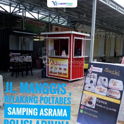 Sushi halal dengan rasa lokal hadir di Banjarmasin