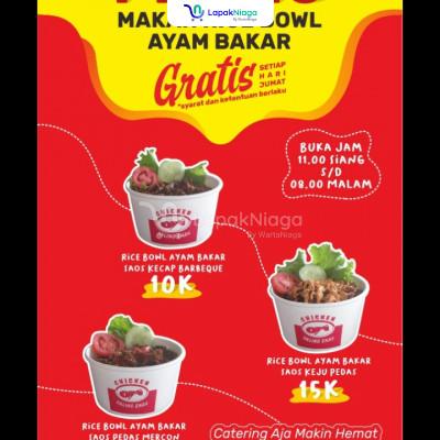 Otai Chicken Rice bowl