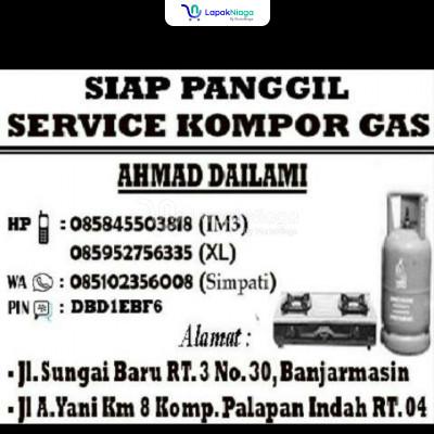 Service Kompor Gas