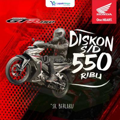 Sepeda Motor Honda Cash dan Kredit