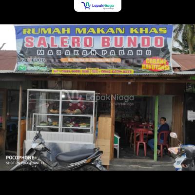 RUMAH MAKAN KHAS SALERO BUNDO BUNDARAN KAYUTANGI DAN JLN KINIBALU
